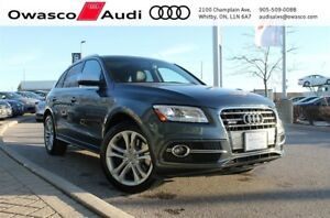 2015 Audi SQ5 3.0 quattro Technik + Navigation Package