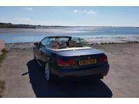 BMW 335i Hard-Top-Convertible (e93) M-Sport auto - 83k