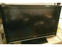 """Sharp 32"""" HD ready LCD TV with Freeview"""