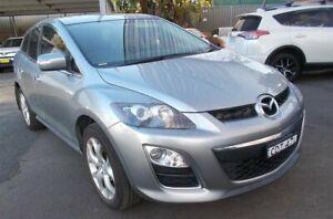 2011 Mazda CX-7 ER MY10 Luxury Sports (4x4) Silver 6 Speed Auto Activematic Wagon