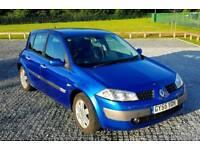 Renault Megane 1.5 DCI Diesel Manual 6 Speed 5 MONTH M.O.T BLUE