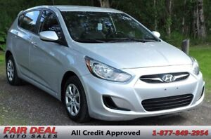 2014 Hyundai Accent All Equipped/Heated Seats/Climate Control
