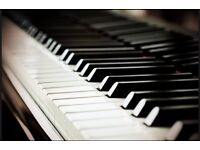 Piano / Clarinet / Music Theory Lessons available in Belfast