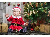 Christmas children's photography