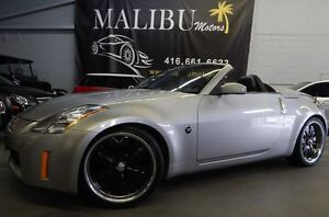 2004 Nissan 350Z CUSTOM  w/Black Top