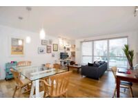 MASSIVE OPEN PLAN LIVING ROOM - 2 GOOD SIZED DOUBLE BED ROOMS - BALCONY - FURNISHED OR UNFURNISHED