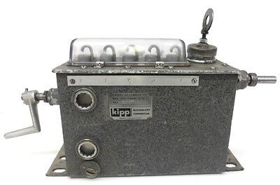 Madison Kipp Lubricator Model 50 5 Lubricating Unit