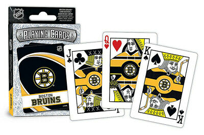 Official NHL Playing Cards Choose Your
