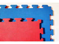72 x 20mm Jigsaw Mats 1m2 Best UK Prices, FREE 48hr Delivery, For Taekwondo, Kickboxing, Karate, MMA