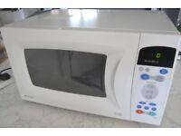 Large 900w Matsui microwave