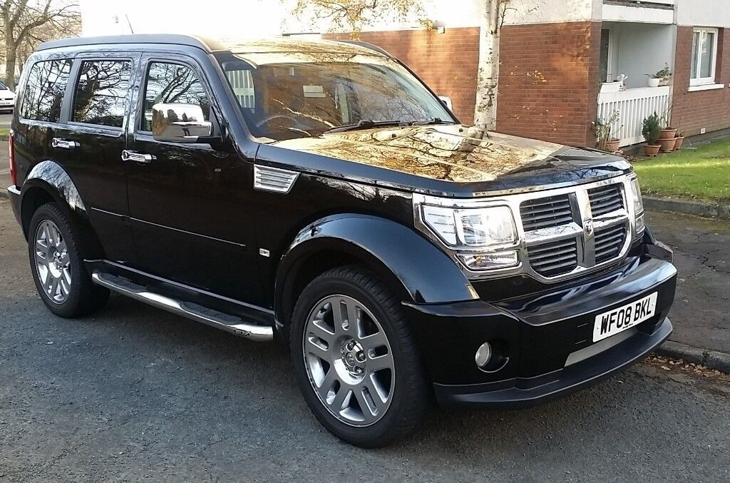 dodge nitro sxt 2 8 crd diesel turbo automatic 4x4 in southside glasgow gumtree. Black Bedroom Furniture Sets. Home Design Ideas