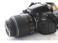 Nikon D5100 Digital SLR.