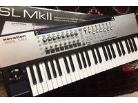 Novation 49SL Mk2 Controller Keyboard