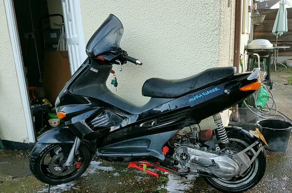 gilera runner fx sp dd 125 in romford london gumtree. Black Bedroom Furniture Sets. Home Design Ideas