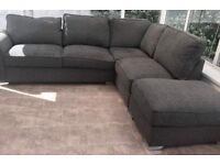 New corner couch