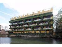 SHOREDITCH / HAGGERSTON Stunning Canal Apartment with ENSUITE £1150 PCM