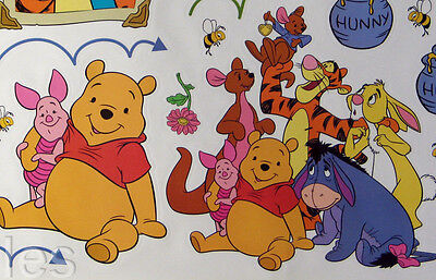 Huge Winnie The Pooh Tigger Disney 29 Wall Stickers Decals E