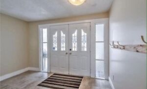 House with 4acres in priddis for rent