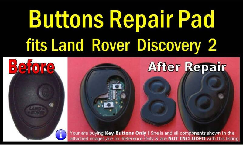 landrover discovery 2 repair key buttons