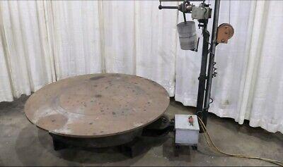 5000 Lb Metal Stamping Eq. Pallet Decoiler Stock 72955