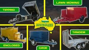 ALL TYPES OF TRAILERS FOR SALE CLONTARF - GREAT PRICES - BUY DIRECT P