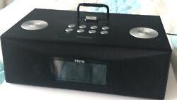 iHome iD83 Radio/Alarm Clock/Charging Station/Speaker WORKS! GREAT CONDITION!