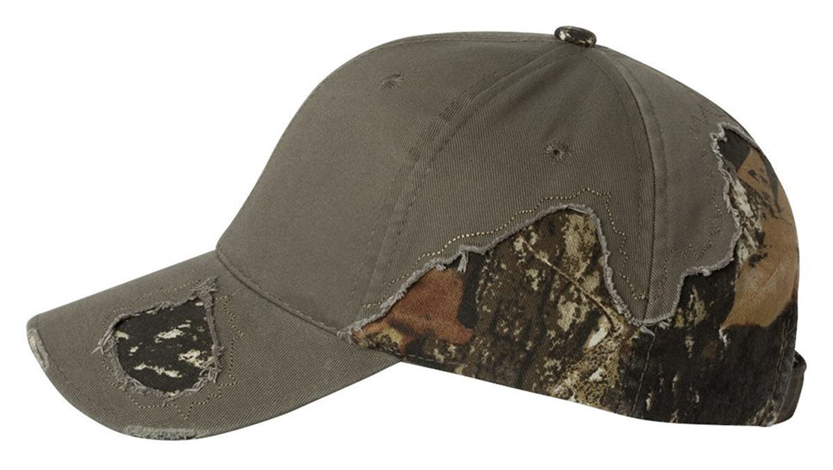 696a42eb0f2 Details about Outdoor Cap Frayed Camouflage Camo Hat BSH350 Mossy Oak  Break-Up   Realtree