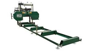 HM 126 Portable Band Saw Mill - Shipped Australia Wide Matraville Eastern Suburbs Preview