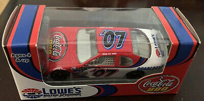 NASCAR 2007 CHARLOTTE MOTOR SPEEDWAY COCA-COLA 600 PROGRAM CAR