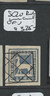 PERU P0706B LLAMA SC20 JUMBO BARBED WIRE CANCEL  VFU