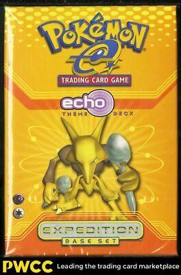 2002 Pokemon Expedition Base Set Echo Theme Deck Sealed
