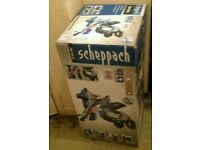 Scheppach slide mitre saw