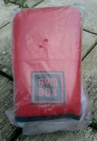 GYM BOX BOXING GLOVES new unopened pack