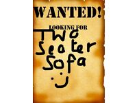 WANTED SOFA/S