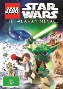 LEGO Star Wars: The Padawan Menace : NEW DVD