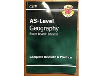 Geography A LEVEL Revision Guides-EDEXCEL (AS and A2)