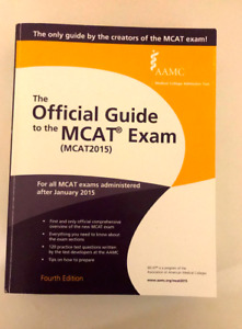 The Official Guide to the MCAT (2015)