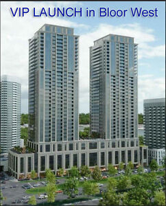 Bloor West Village Condos for Sale in Mid $300,000's