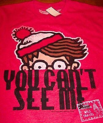 Vintage Where's Waldo T-shirt 2xl Xxl W/ Tag