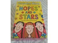 JACQUELINE WILSON HOPES AND STARS BOOK SET