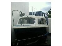 1980 Fairline Weekender Motor boat