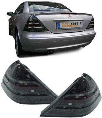 LED Rückleuchten schwarz für Mercedes SLK R170