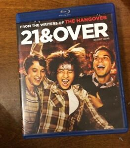 Blue ray movie 21 & over