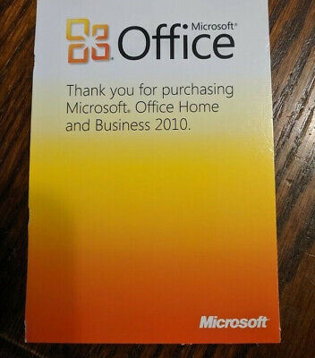 Microsoft Office 2010 Home and Business FULL VERSION for sale  Shipping to South Africa