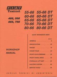FIAT 466 566 666 766,55-66 60-66 65-66 70-66 80-66 &DT MANUAL CD Maclagan Toowoomba Surrounds Preview