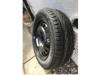 Continental tyre 185/60/15 new