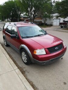 2005 7passenger ford freestyle crossover