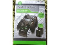 Xbox One Controller Twin Docking Station