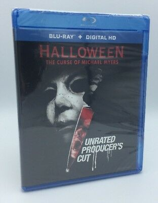 Halloween: The Curse of Michael Myers (Blu-ray/Digital, 2015; Unrated Producers