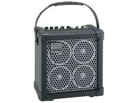 Roland Micro Cube Portable Amp 5W Battery